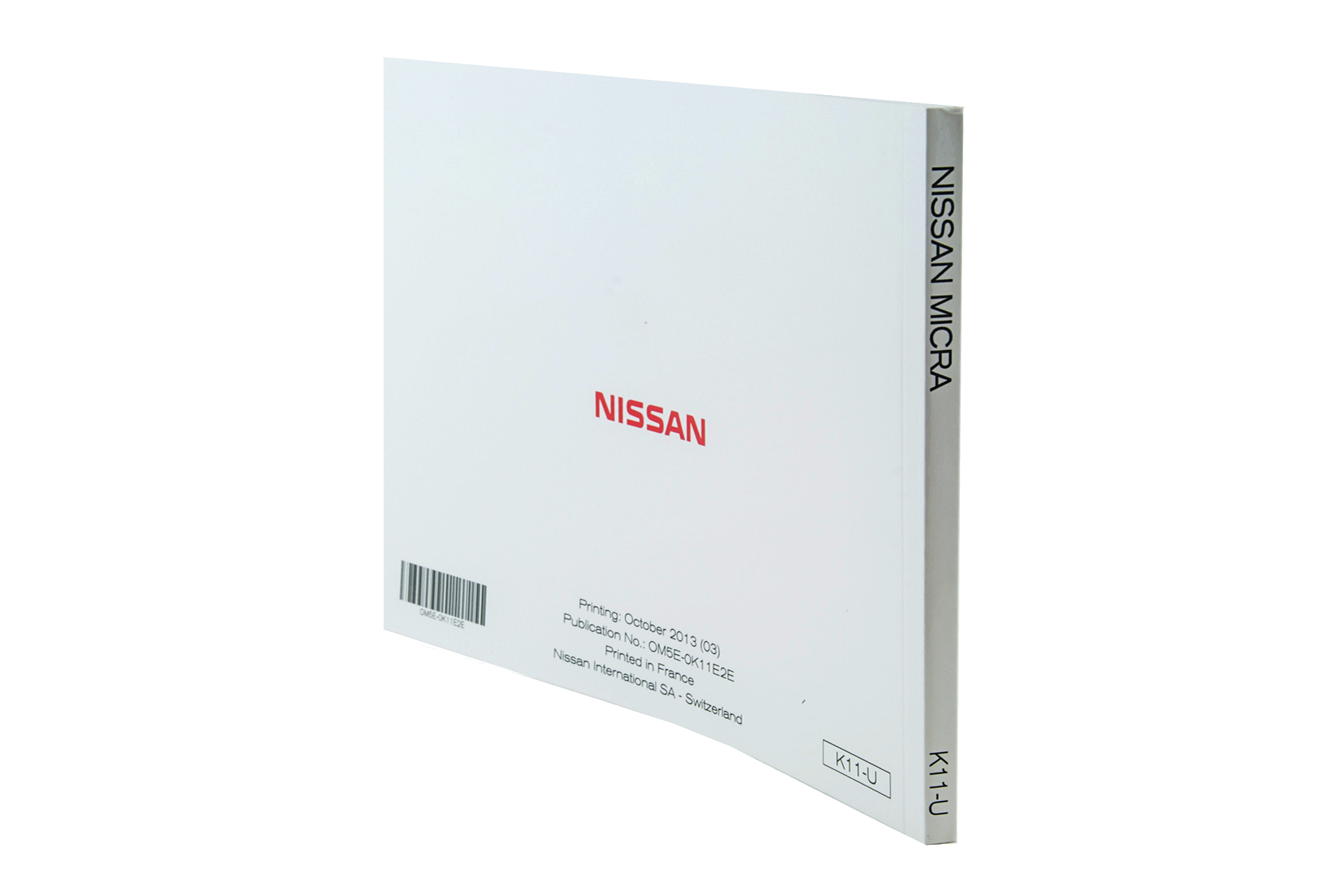 nissan genuine micra k11 owners manual user guide handbook