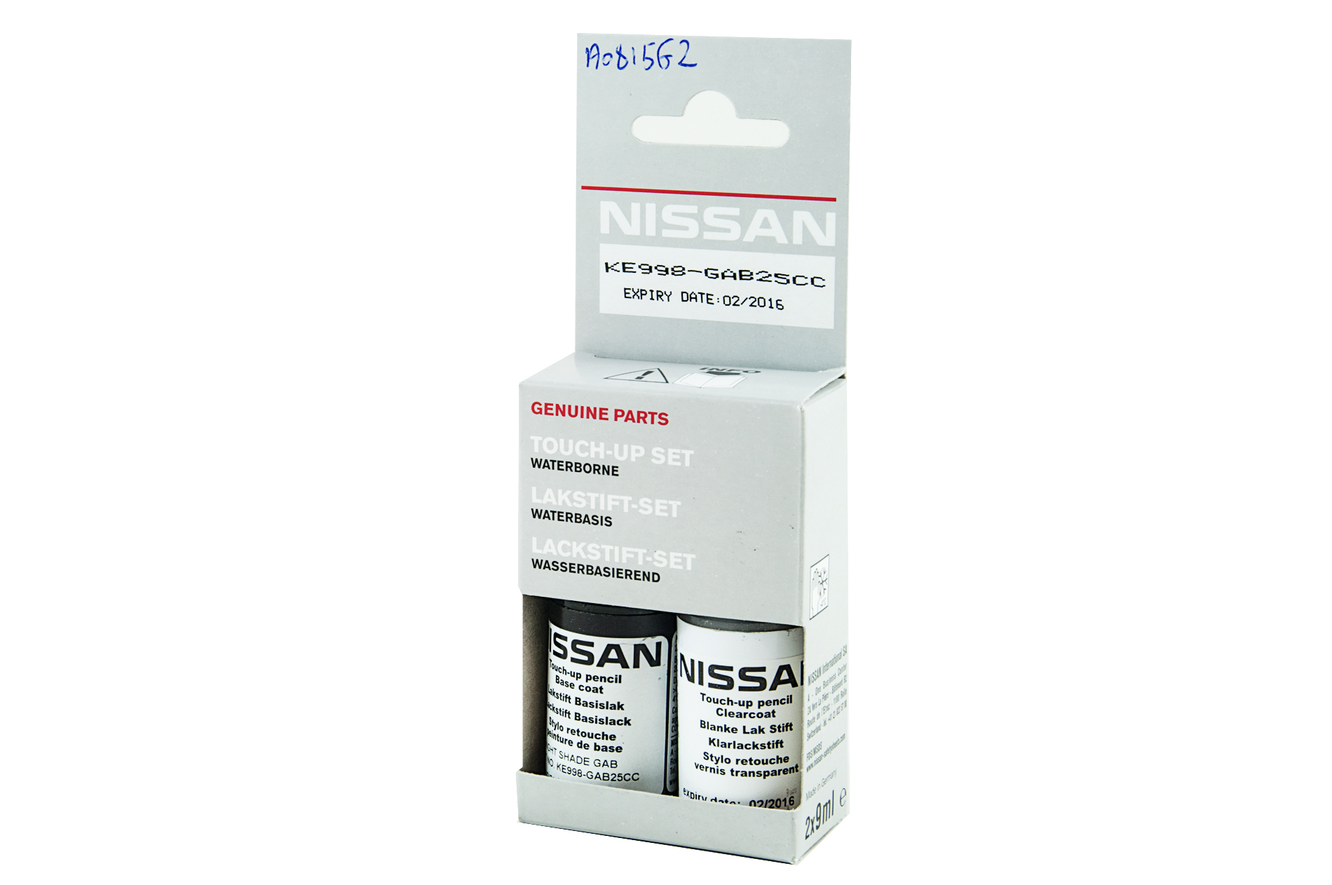 Nissan Genuine Scratch Remover Touch Up Paint Repair