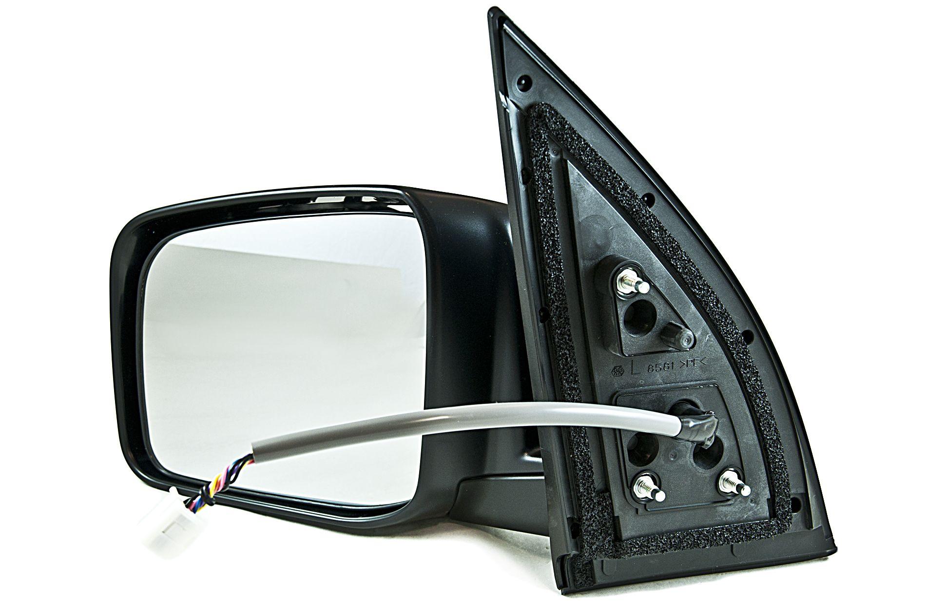 Collapsible Car Doors : Nissan genuine car wing door mirror camera left n s