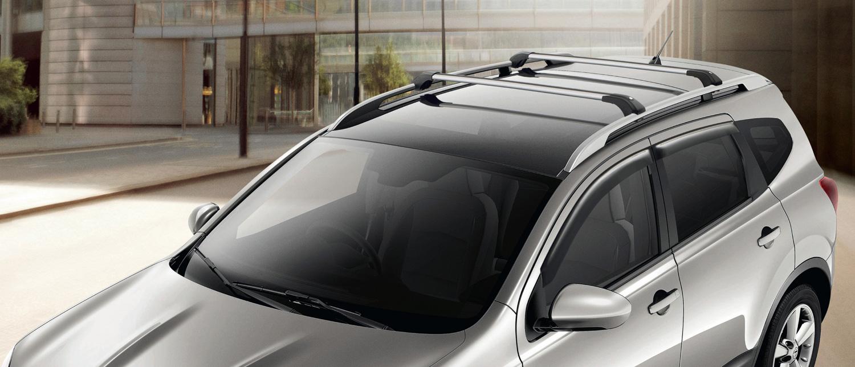 Nissan Genuine Cross Bars Cargo Carrier For Roof Rack