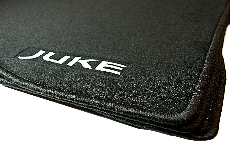4x Nissan Genuine Juke Luxury Car Floor Mats Velour Front
