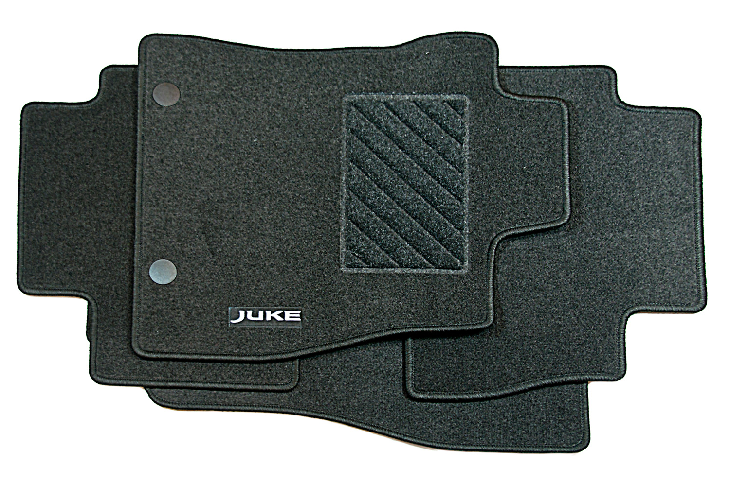 4x nissan genuine juke car floor mats tailored front rear