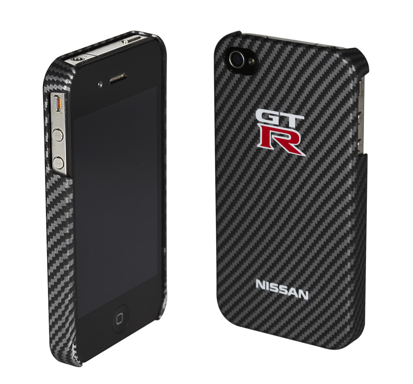 Nissan Genuine Gt R Apple Iphone 4 4s Stylish Grip Case