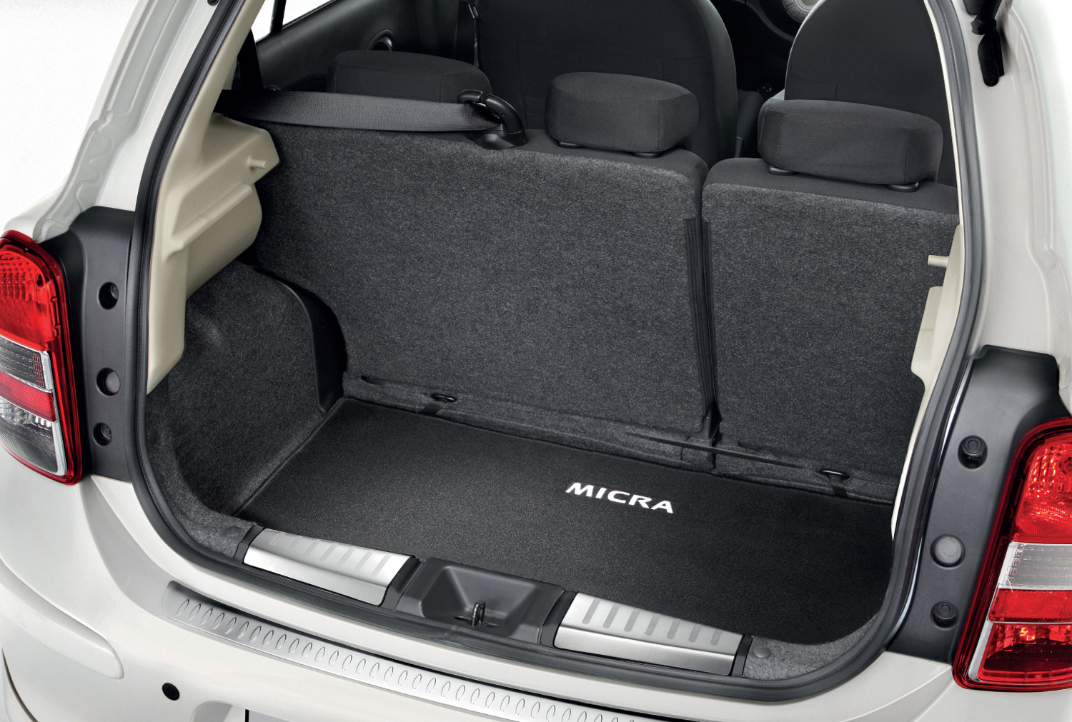 Nissan New Micra K13 Genuine Luggage Boot Trunk Mat Liner