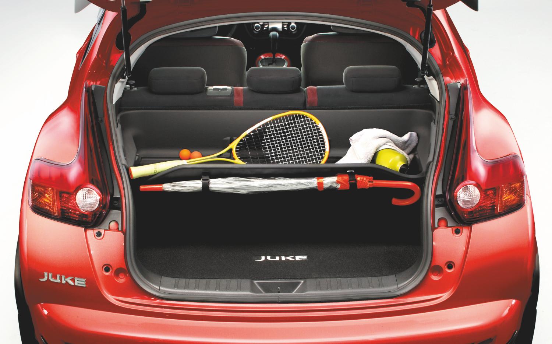 Nissan Genuine Juke Durable Luggage Boot Trunk Mat Liner