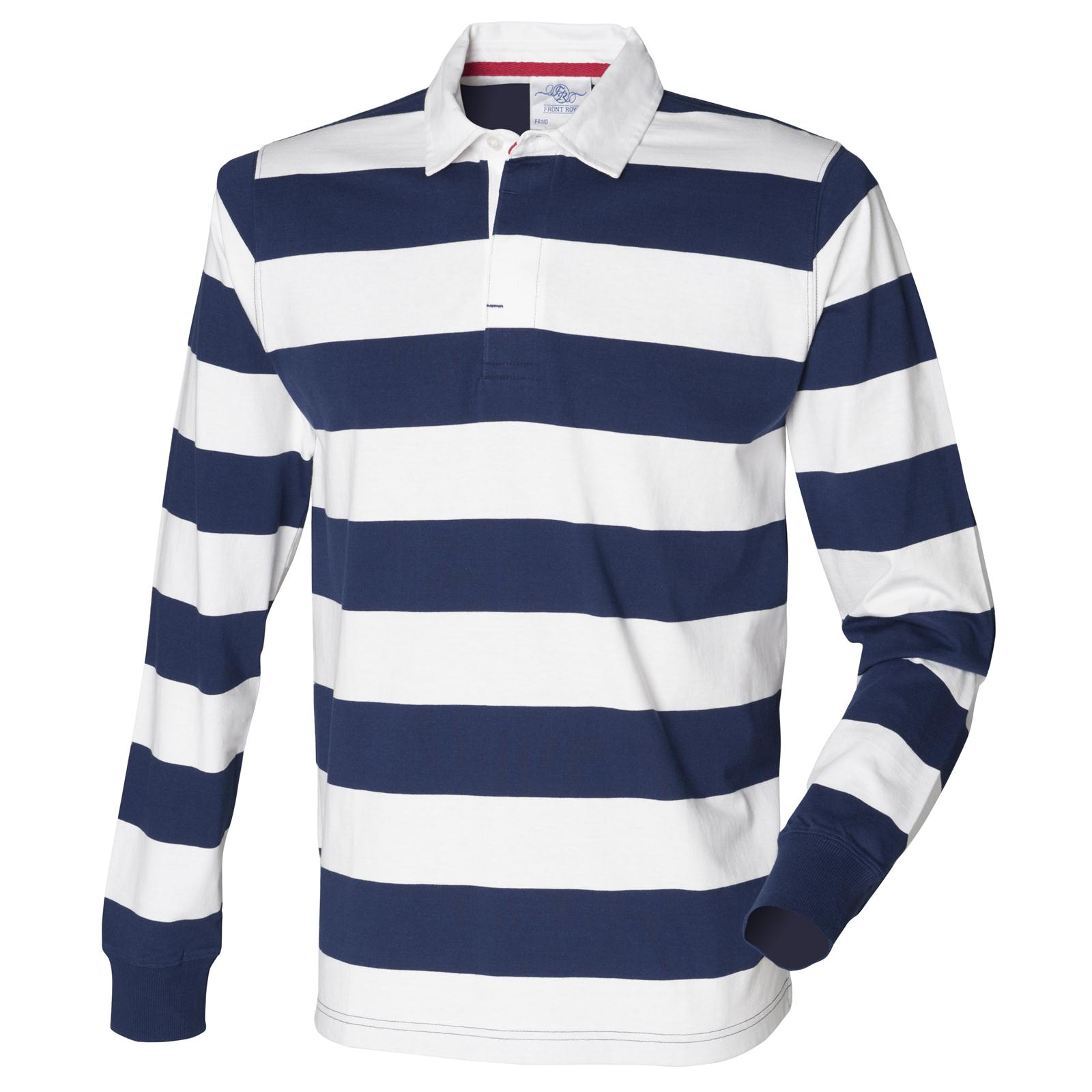 Want comfortable and stylish rugby shirts to wear off the pitch? Rhino Rugby has a great collection of rugby tops perfect for wearing down the pub.