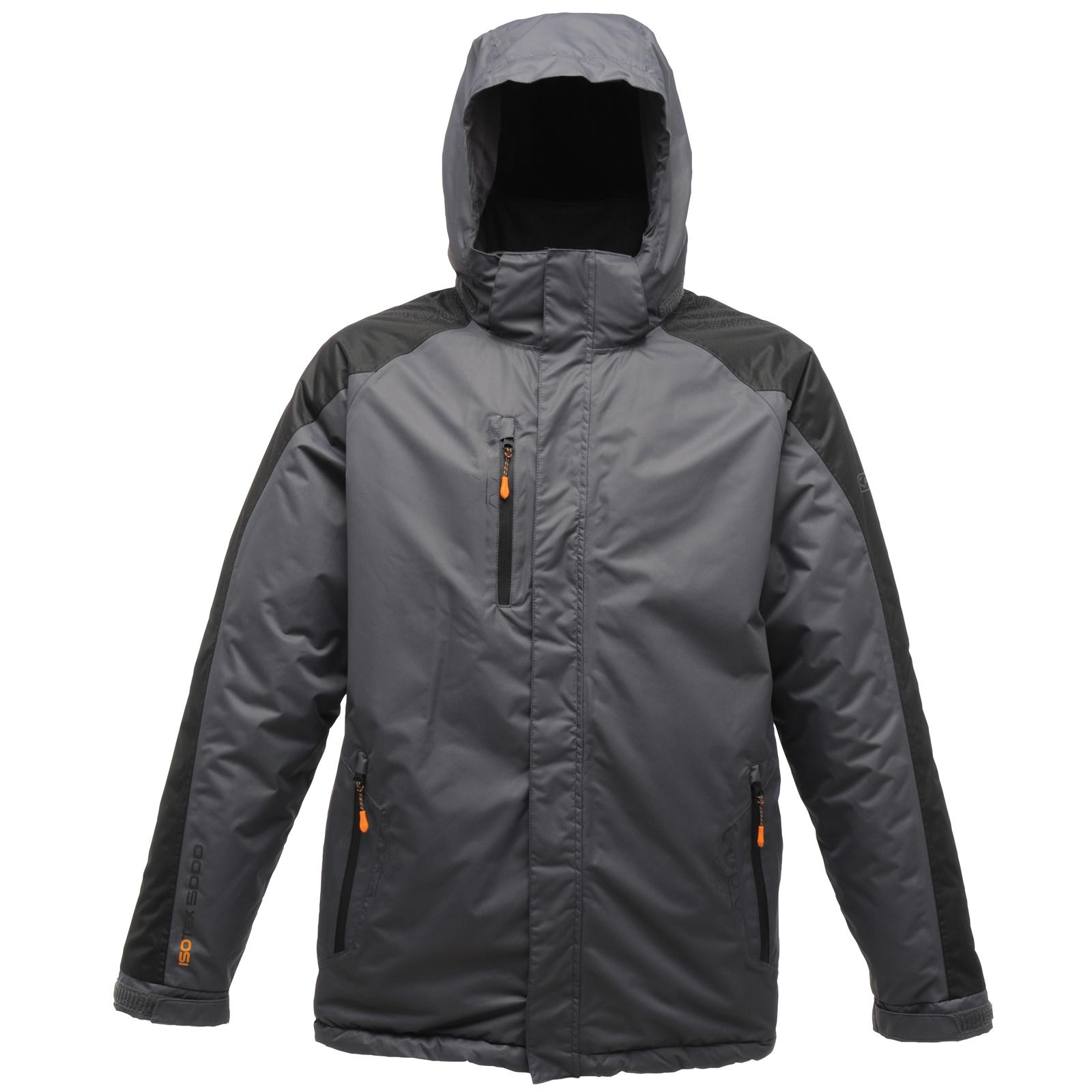 New REGATTA Mens Work Casual X-Pro Marauder Waterproof Jacket 2