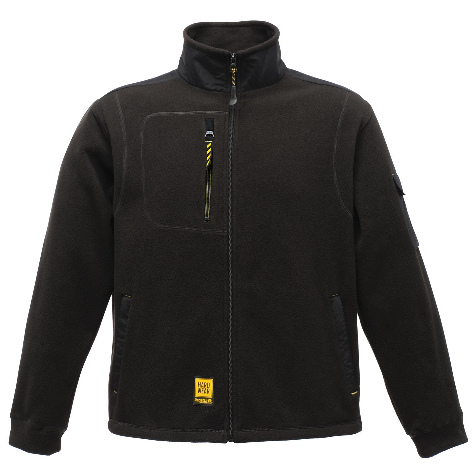 Mens Work Fleece Jackets - JacketIn