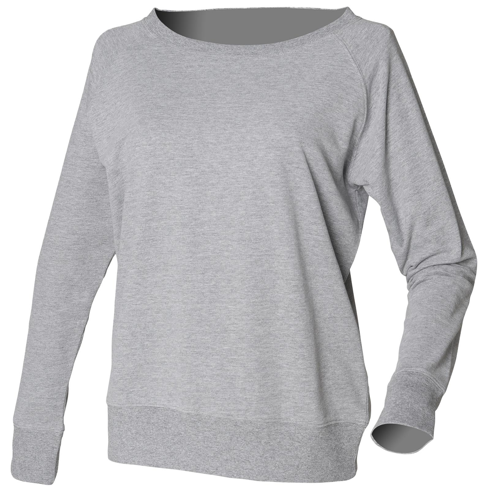 women sweatshirts and sweatpants A staple of classic cool, sweatshirts are a must-have in today's modern wardrobe. Whether worn on the way to the gym, on the weekend, or just for the trendy athleisure look, they're a comfortable and versatile addition to your closet.