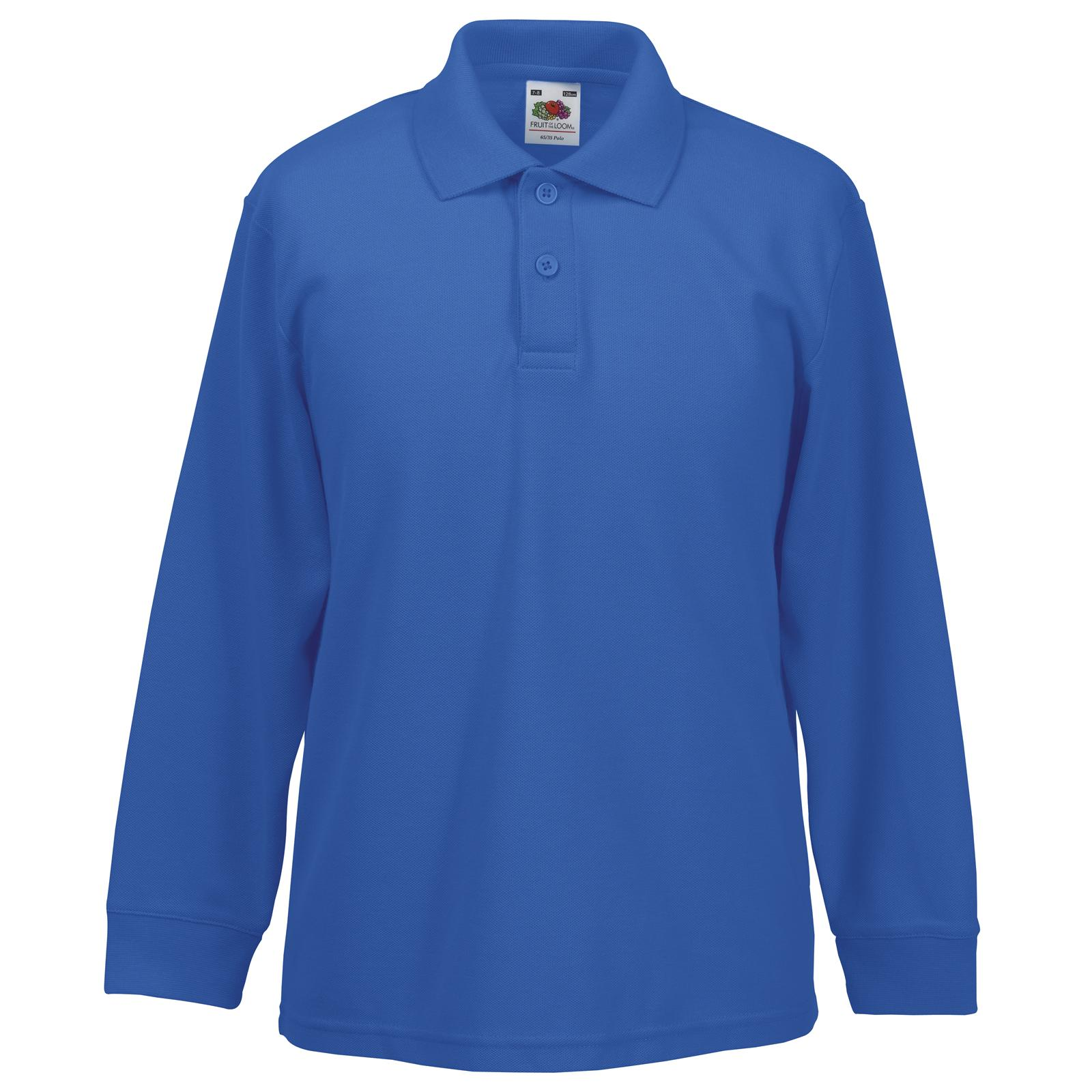 Embroidered polo shirts fruit of the loom for Custom embroidered t shirts no minimum