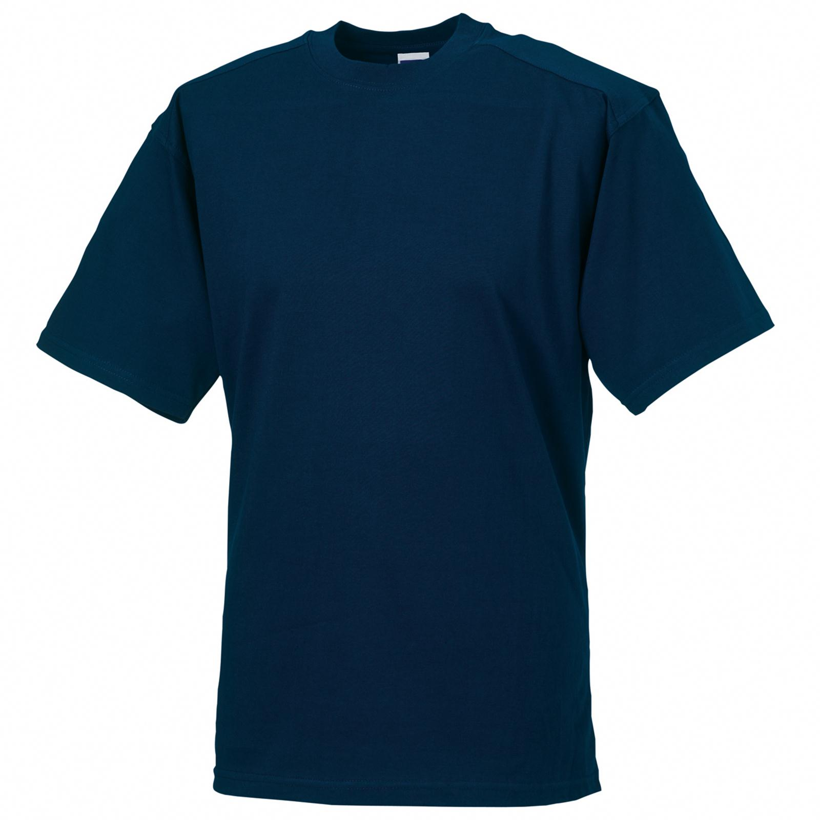 russell mens workwear heavy duty cotton t shirt 6 cols xs ForHeavy Duty Work T Shirts
