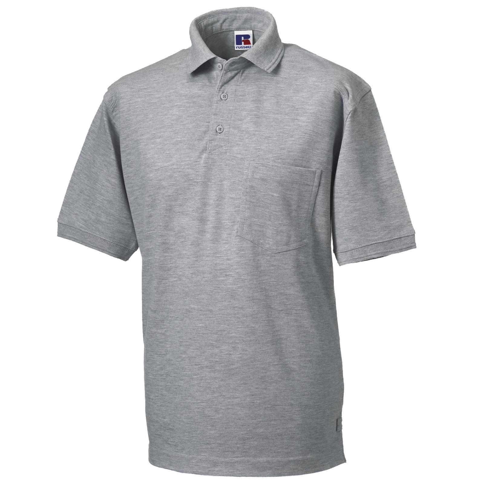 extra heavy cotton polo shirts