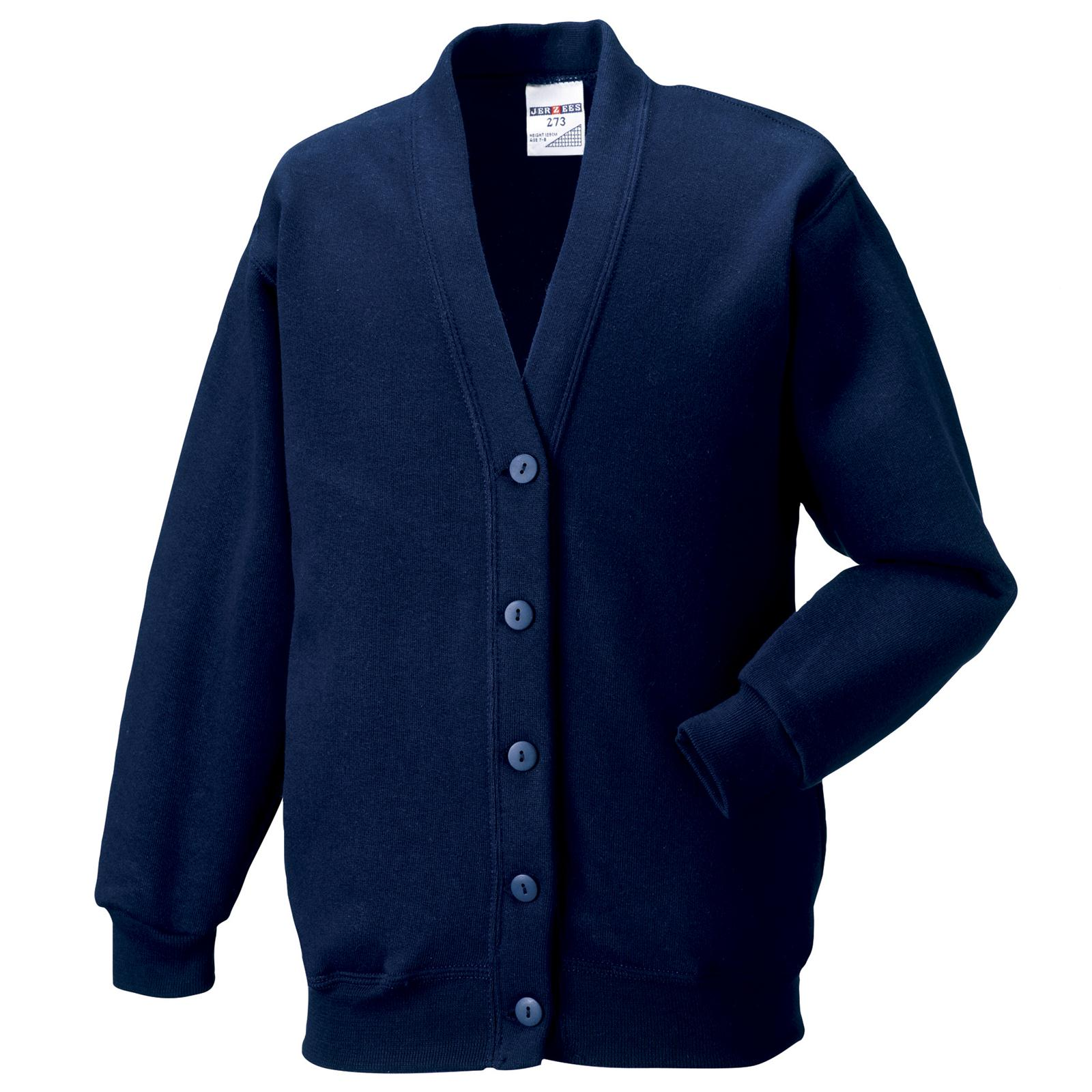 A warm & cozy microfleece cardigan is a fall must-have! in a straight fit open front long sleeves with set-in armholes straight hem front patch.