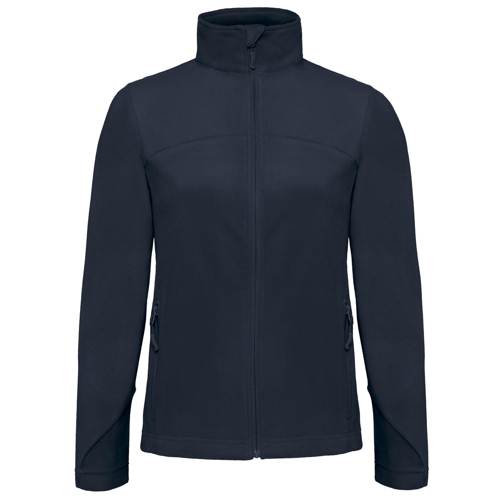 New B&C Womens Ladies Coolstar Soft Zip Up Fleece Jacket in 4 ...