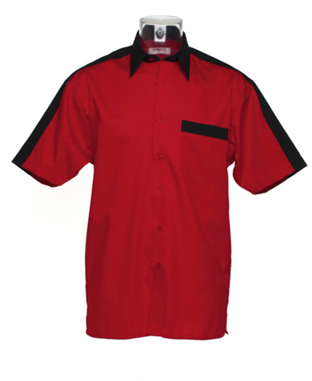 New GAMEGEAR Mens Sports Team Darts Short Sleeve Shirt in 5 Colours XS - 3XL