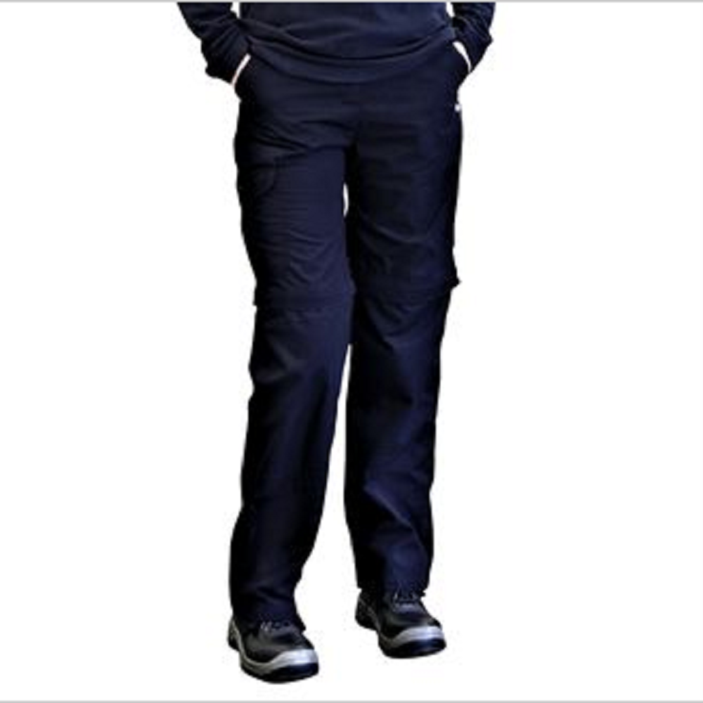 New Craghopper Womens Navy Convertible Trousers  Bottoms Size 8-18 All Leg Sizes