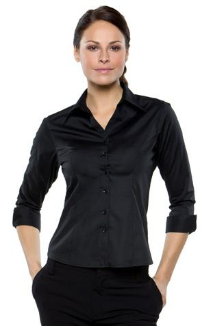 New BARGEAR Womens Smart Casual Bar Shirt 3/4 Sleeved Ladies in ...