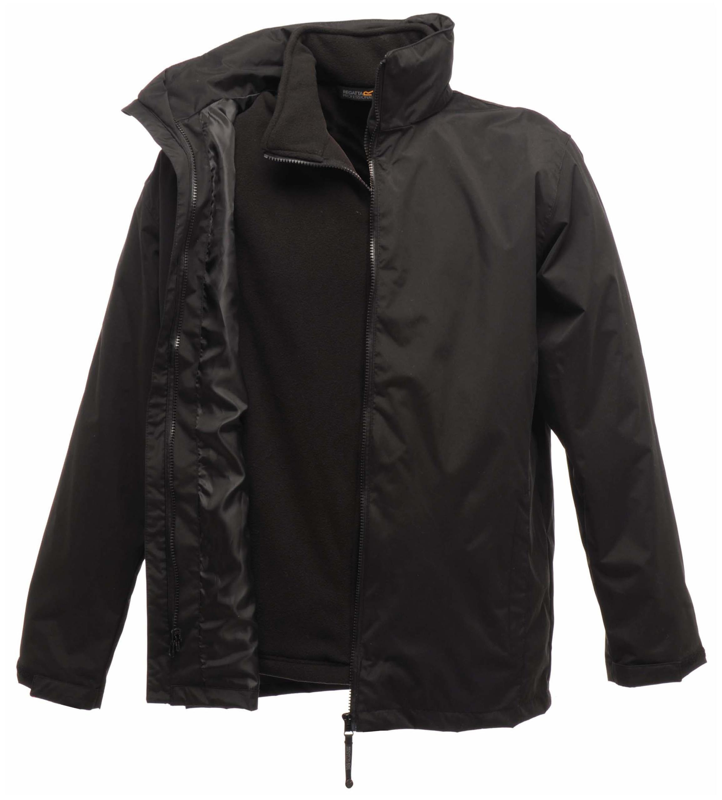 Mens regatta jacket - Mens Regatta Comfortable Waterproof Full Zipped Classic 3