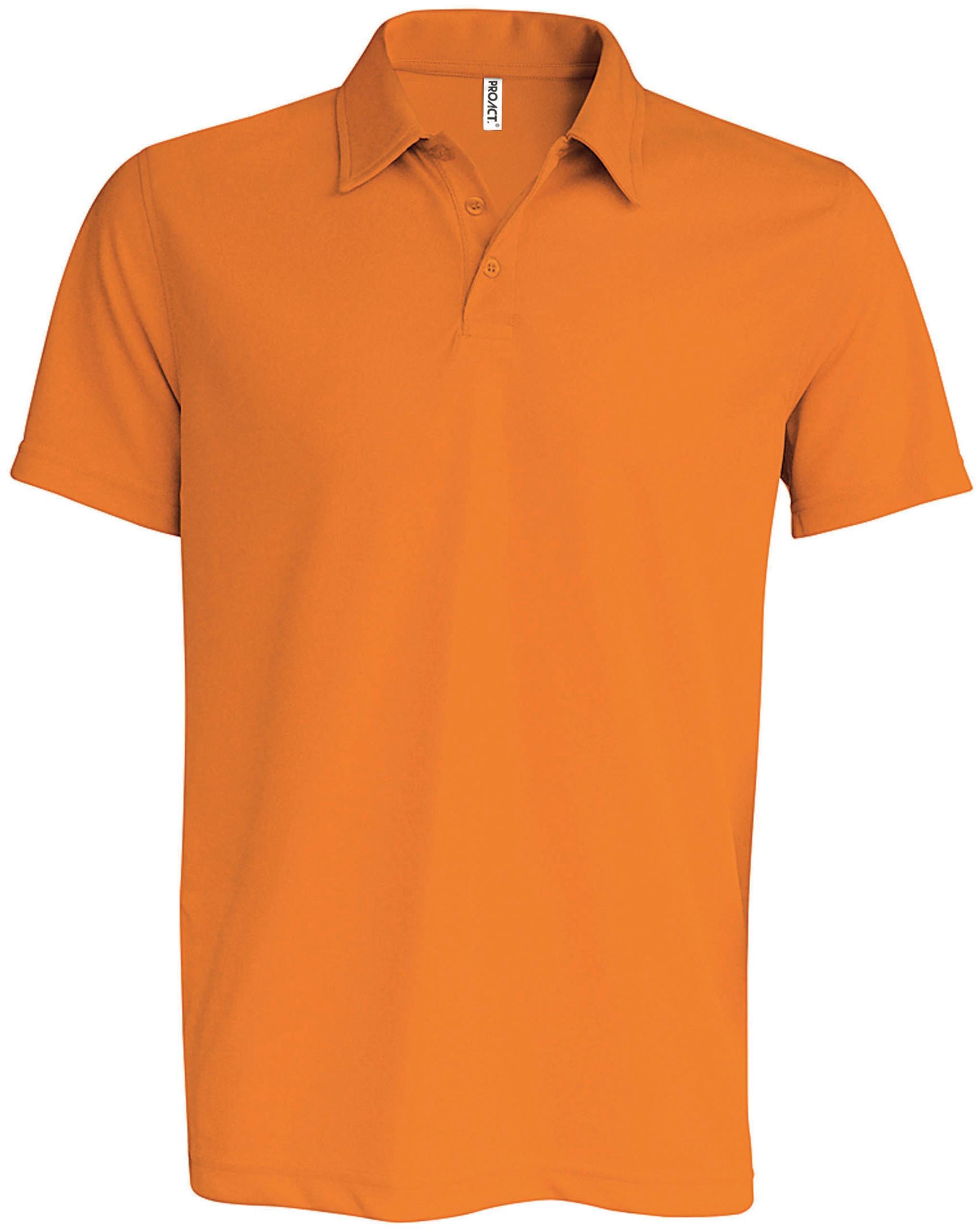New mens kariban proact short sleeve collared performance for Xxl mens polo shirts