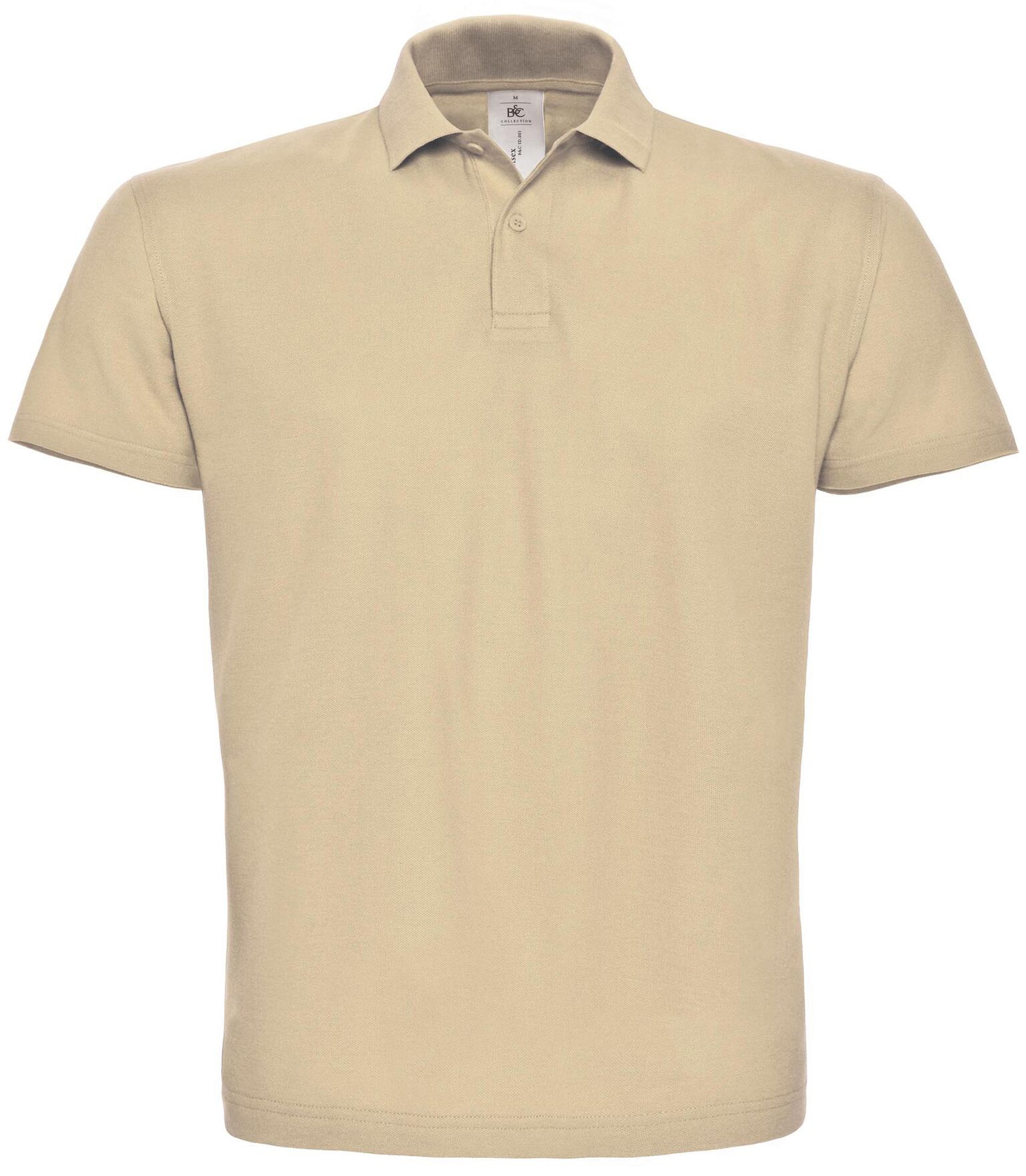 Mens B/&C Collection Casual Classic Everyday Pique Polo Shirt in 7 Colours XS-4XL