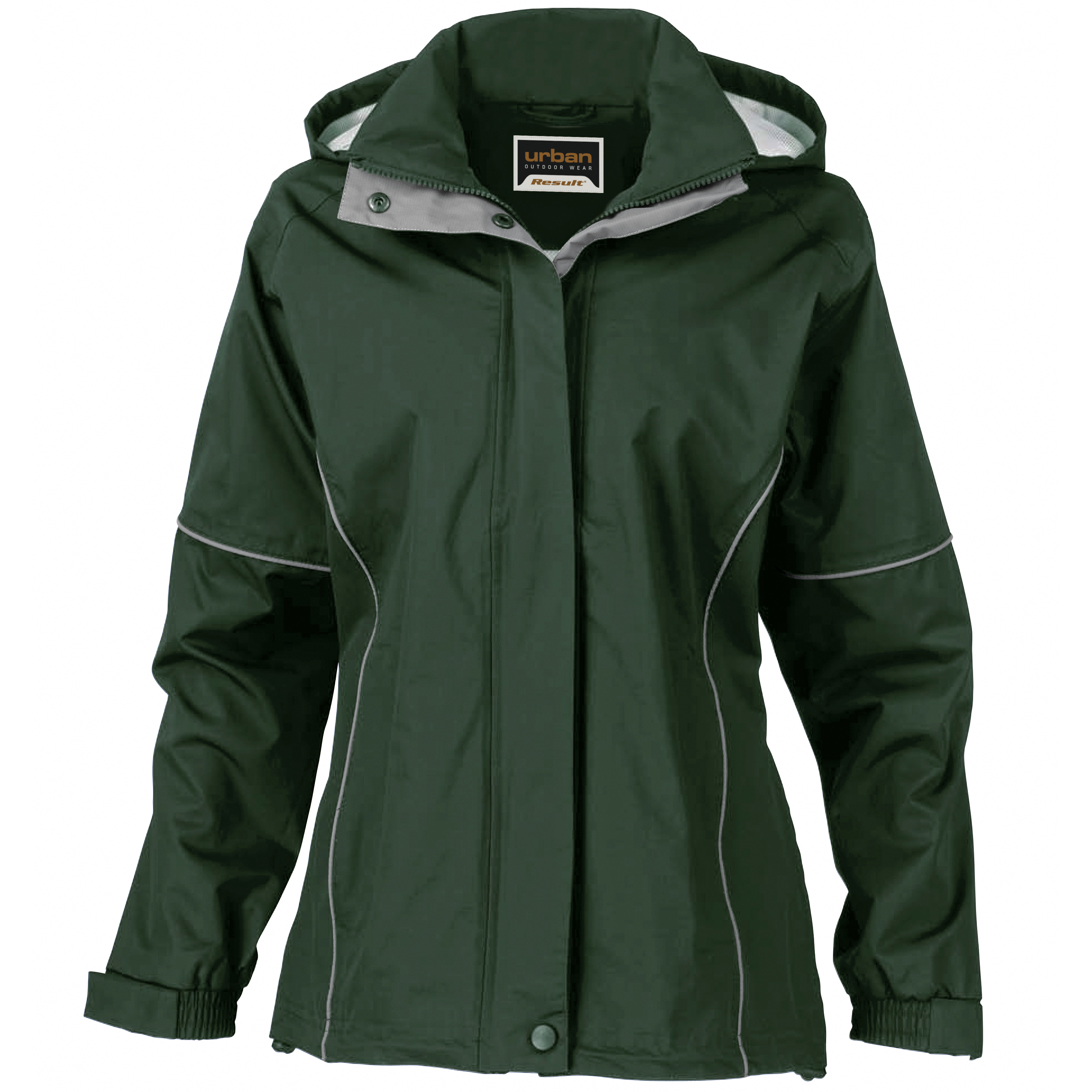 New RESULT Womens Ladies Casual Lightweight Technical Jacket 3 Colours Size 8-16