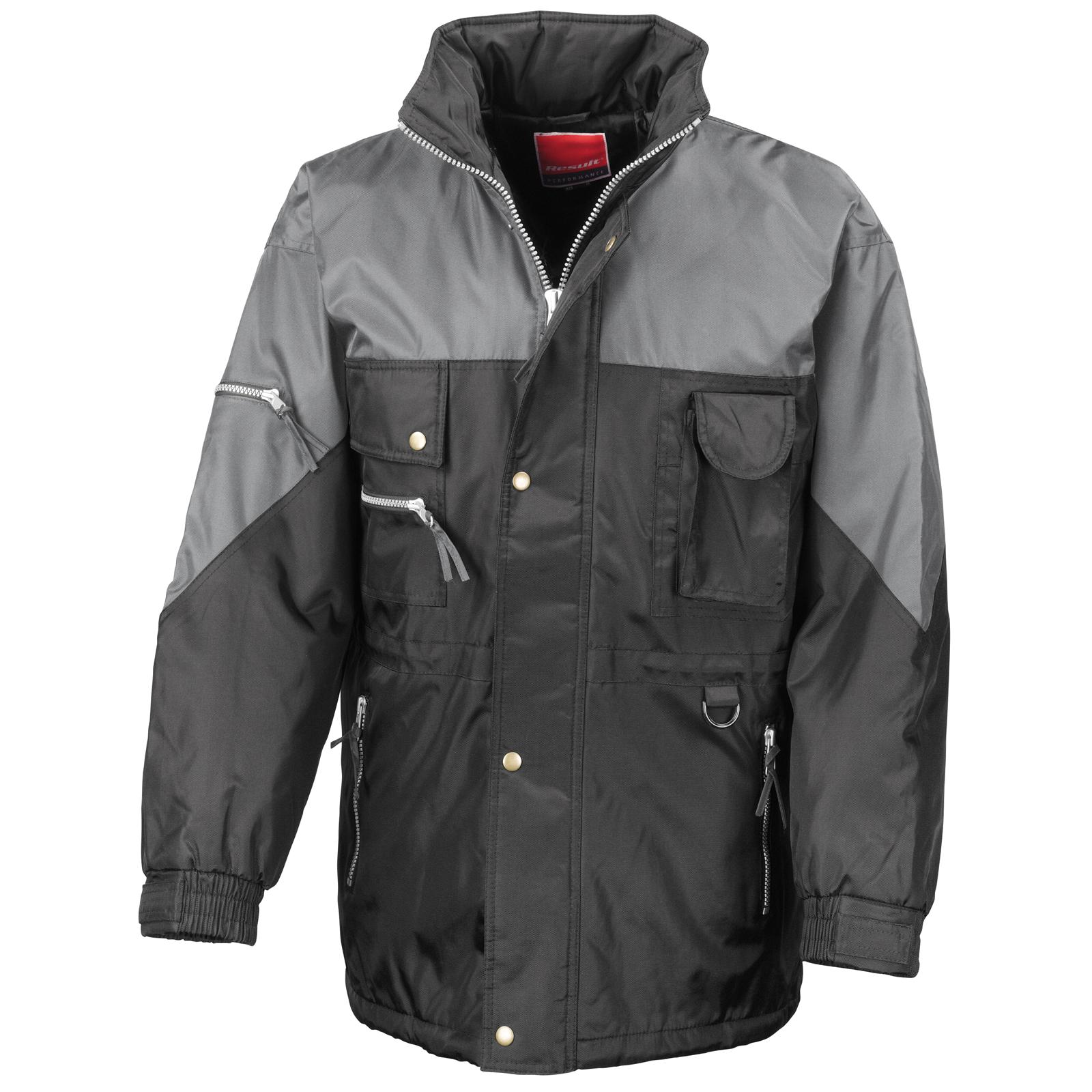 New RESULT Mens Winter Casual Hi Active Waterproof Jacket in 5