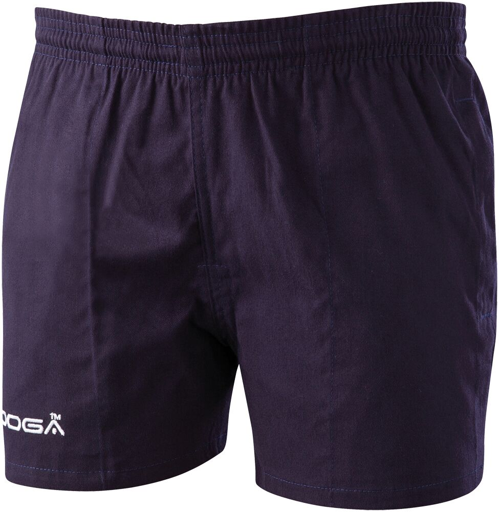 Boys Kooga Elastic Drawstring Rugby Junior Drill Murrayfield Shorts Size SMB-XLB