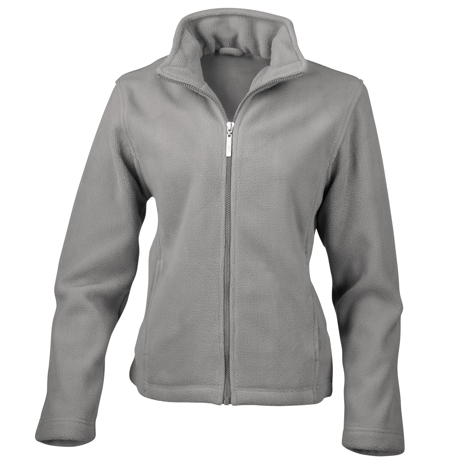 New RESULT Womens Ladies Fitted Semi Micro Fleece Jacket in 6 ...