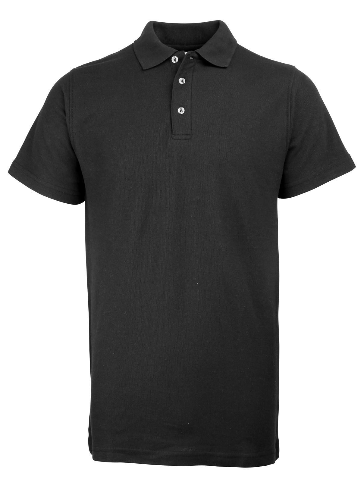 New rty mens work wear heavy polycotton pique polo shirt for Mens work polo shirts