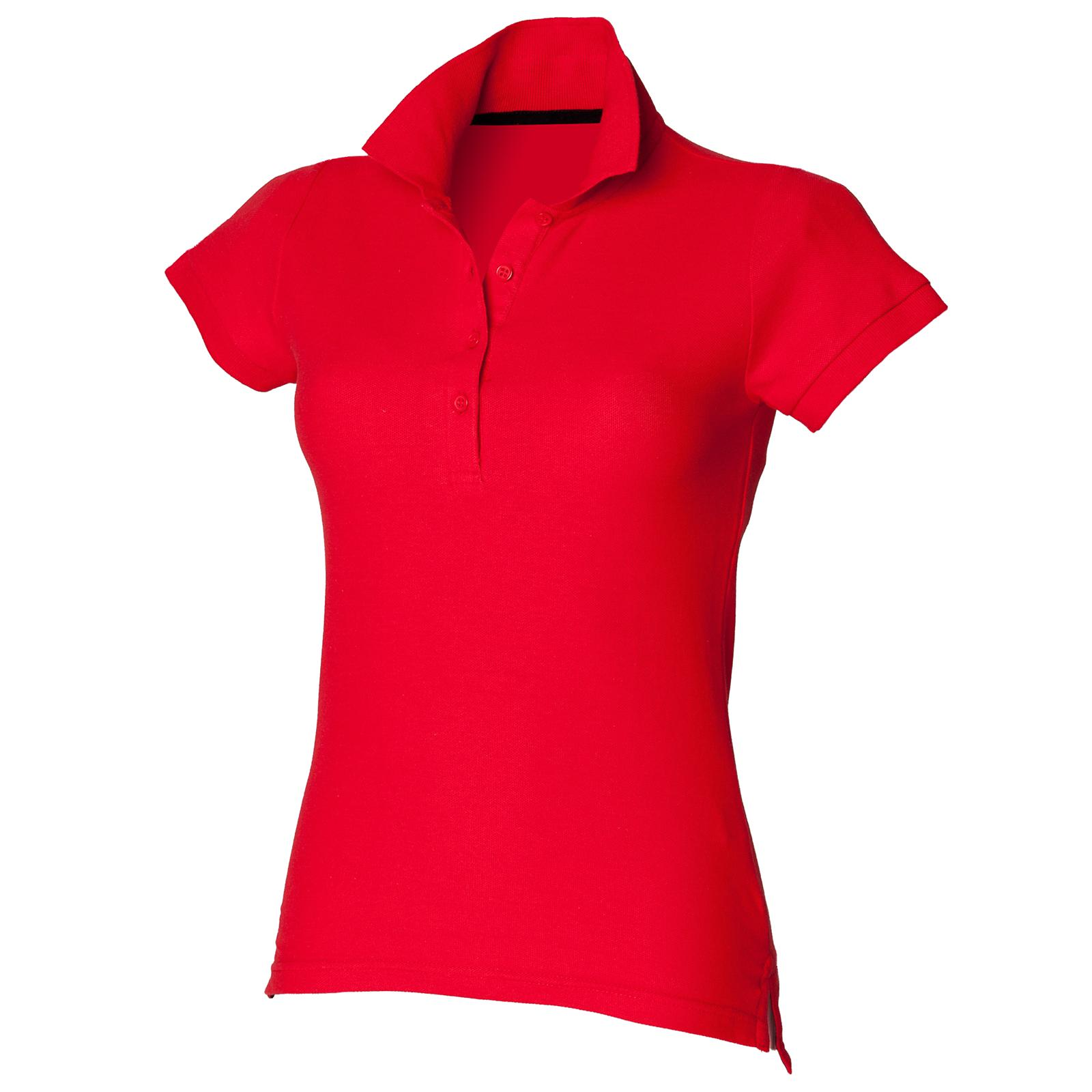 new skinni fit womens ladies cotton club fitted pique polo