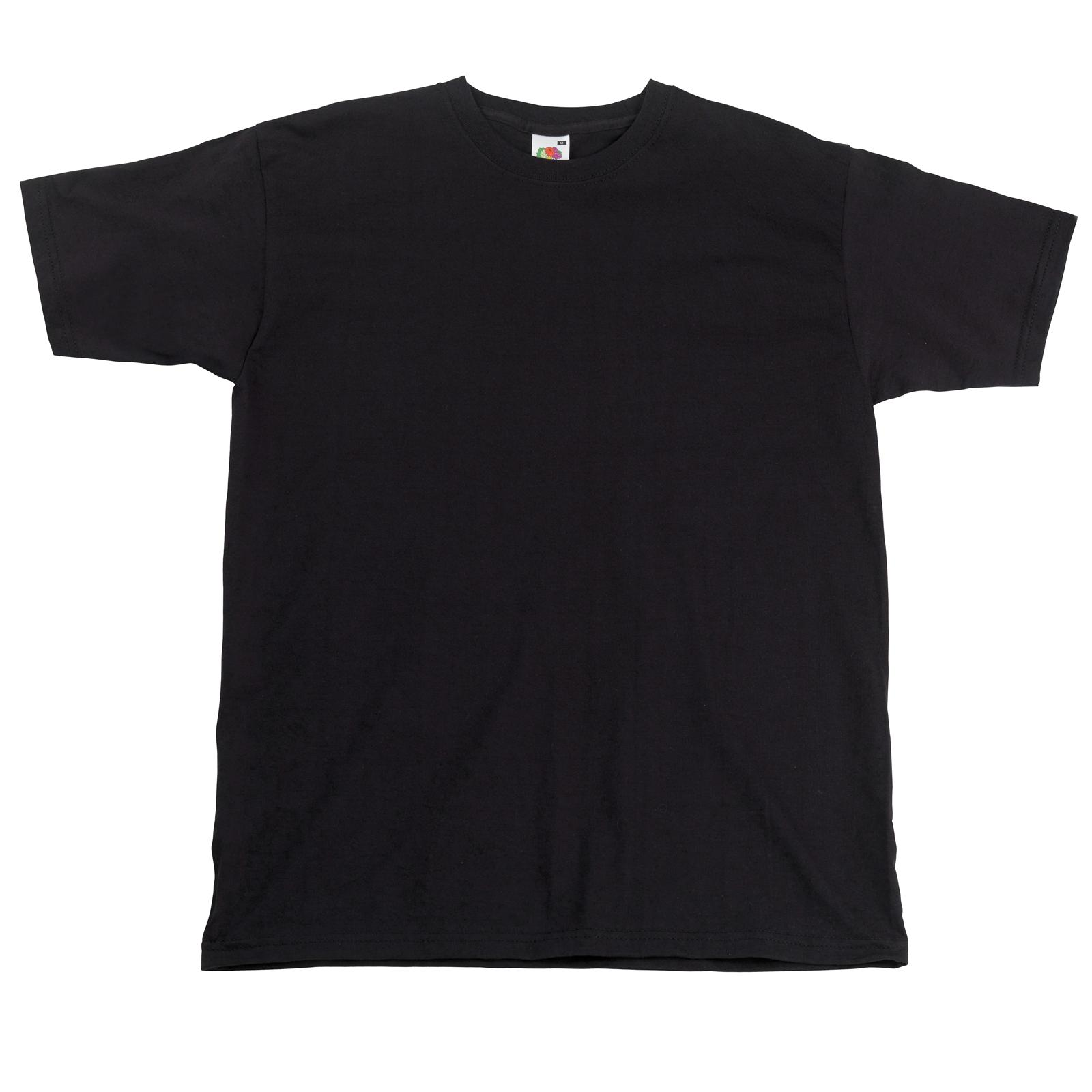 new fruit of the loom mens super premium crew neck t shirt