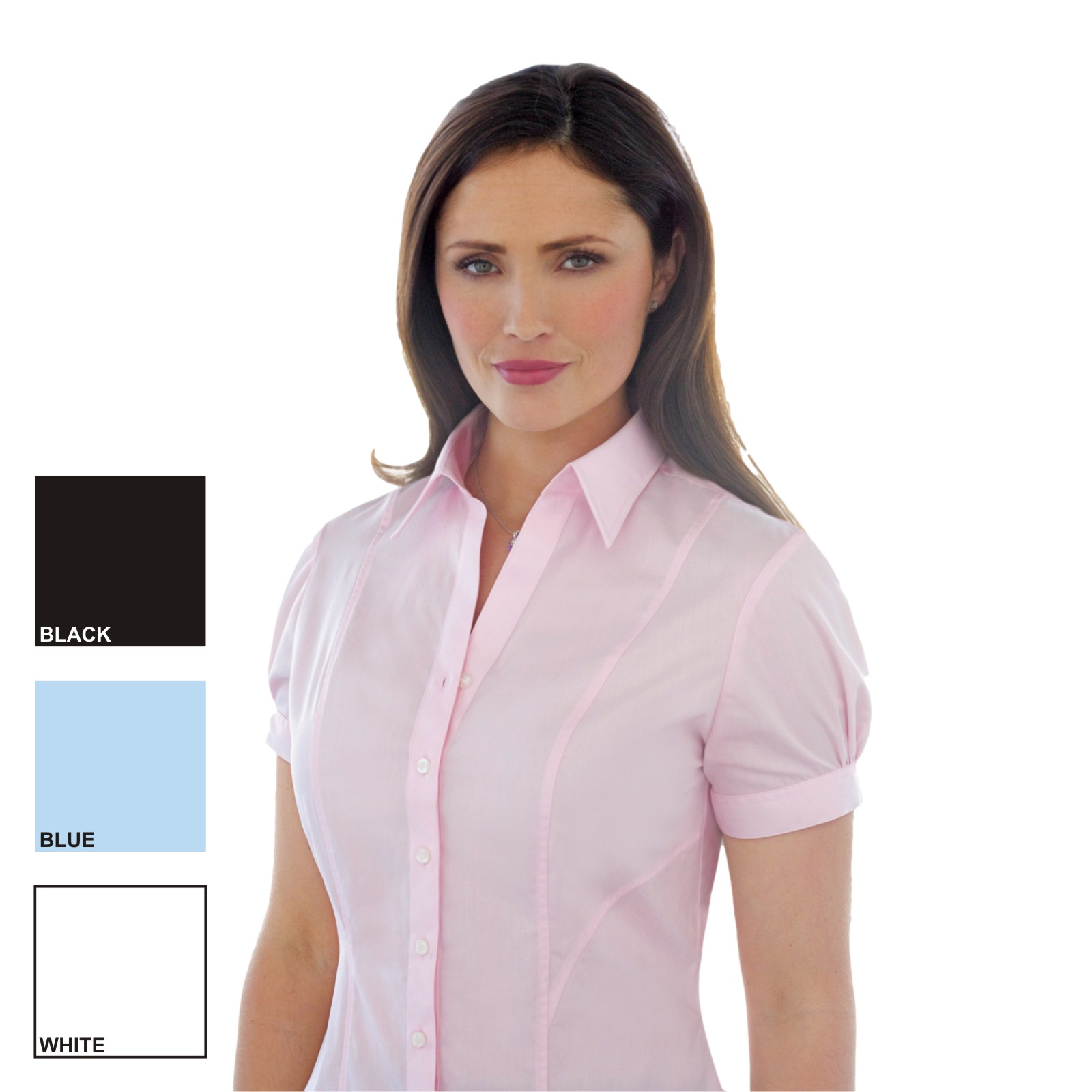 new brook taverner womens ladies paduli short sleeve