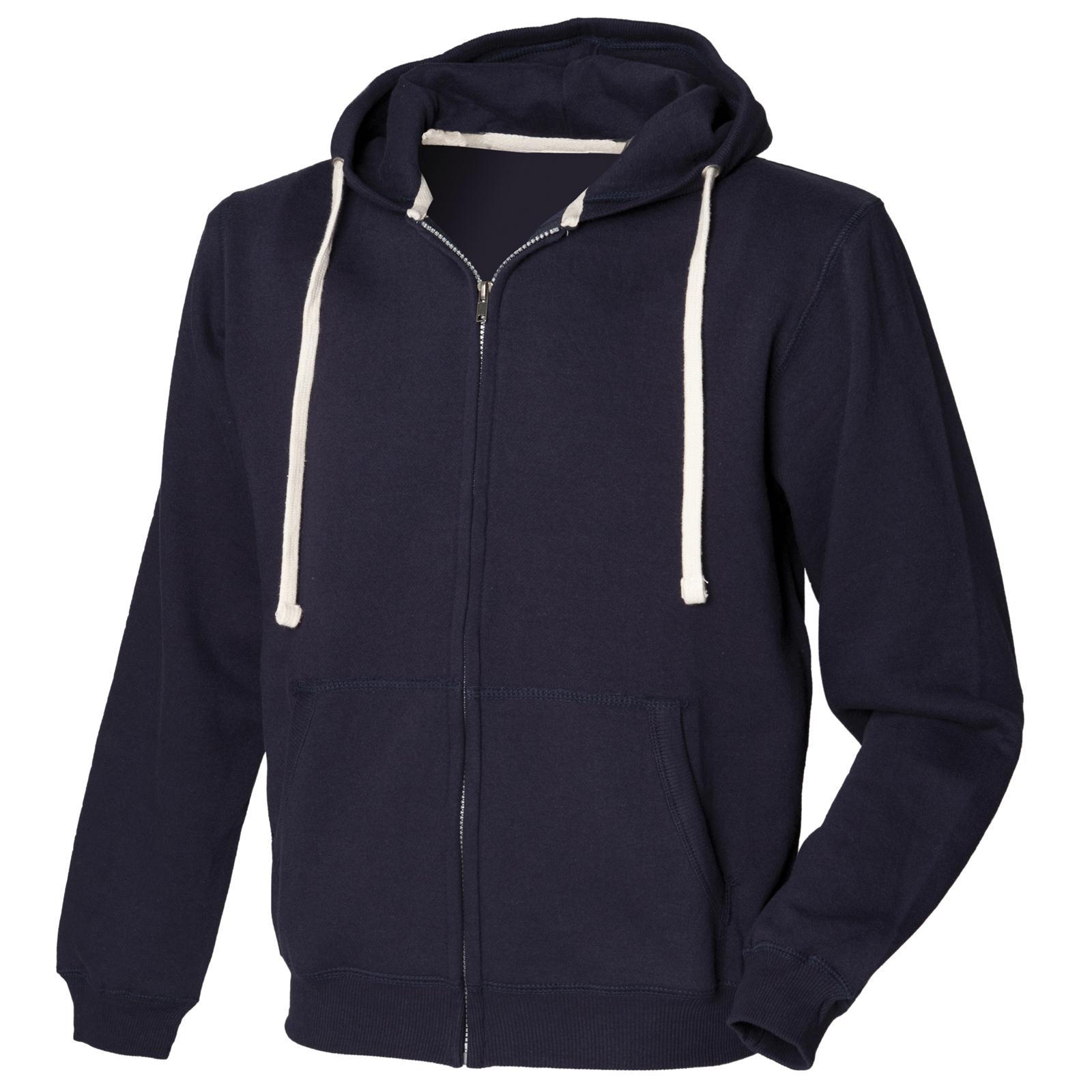 Heavyweight zip hoodie