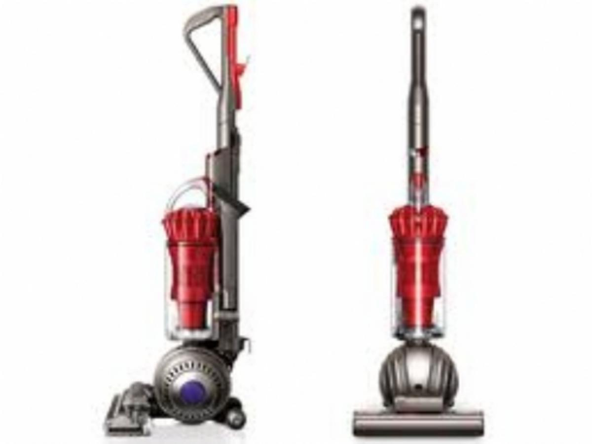 how to clean a dyson dc25