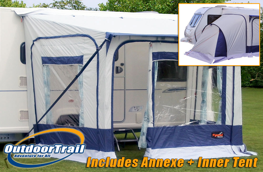 Caravan Awnings and Caravan Accessories