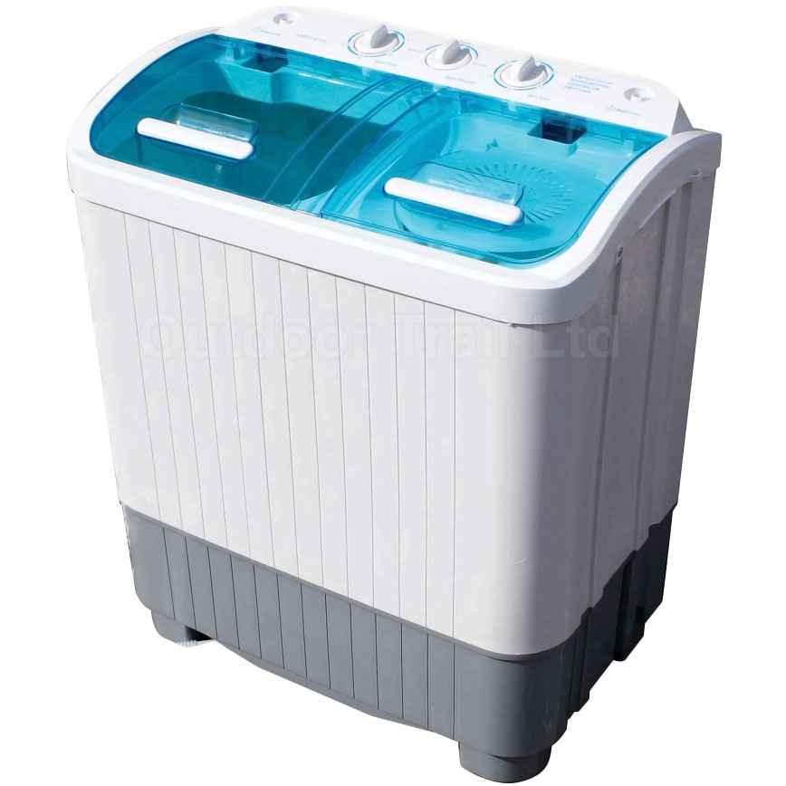 Twin tub washer hoovermatic washing machine