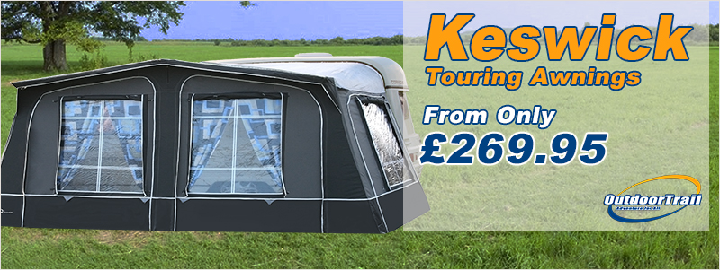 keswick Full Traditional Caravan Awning