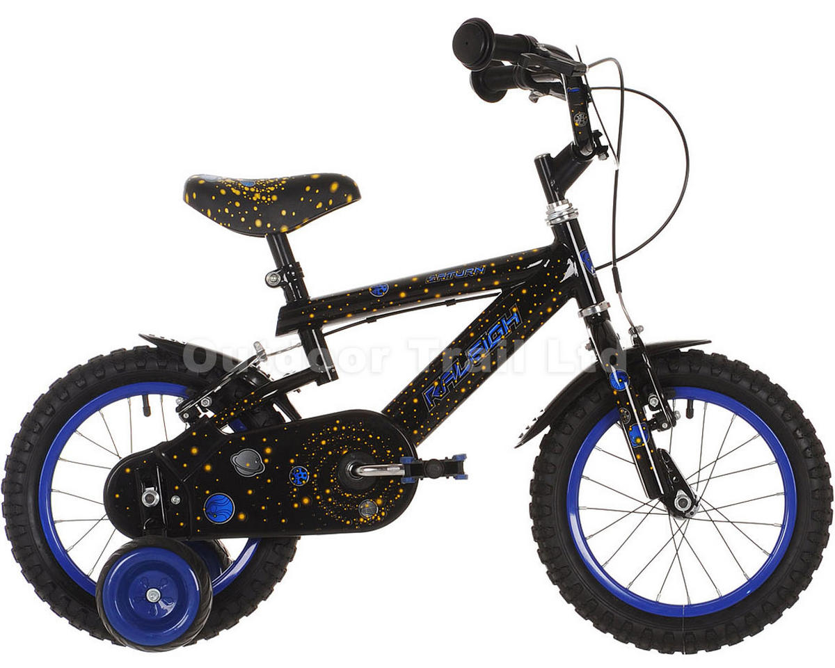 Bike 14 Inch Boys Raleigh Saturn quot Inch Wheel