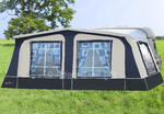 Outdoor Trail Keswick Blue Full Traditional Caravan Awning