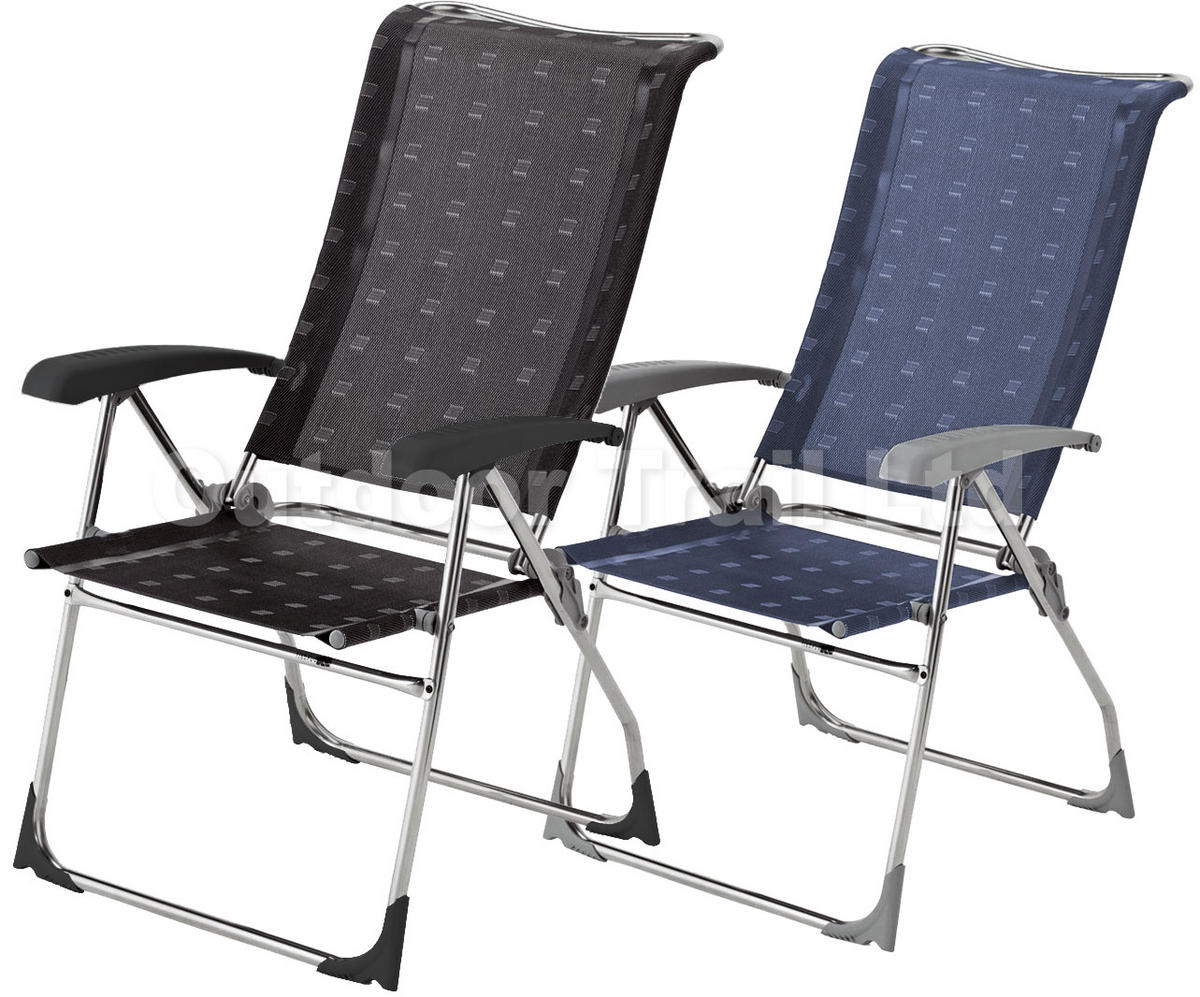 2x Dukdalf Aspen Lightweight Reclining Chairs Preview