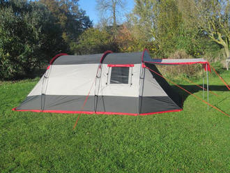 OLPro The Knightwick 3 Berth Family Tent