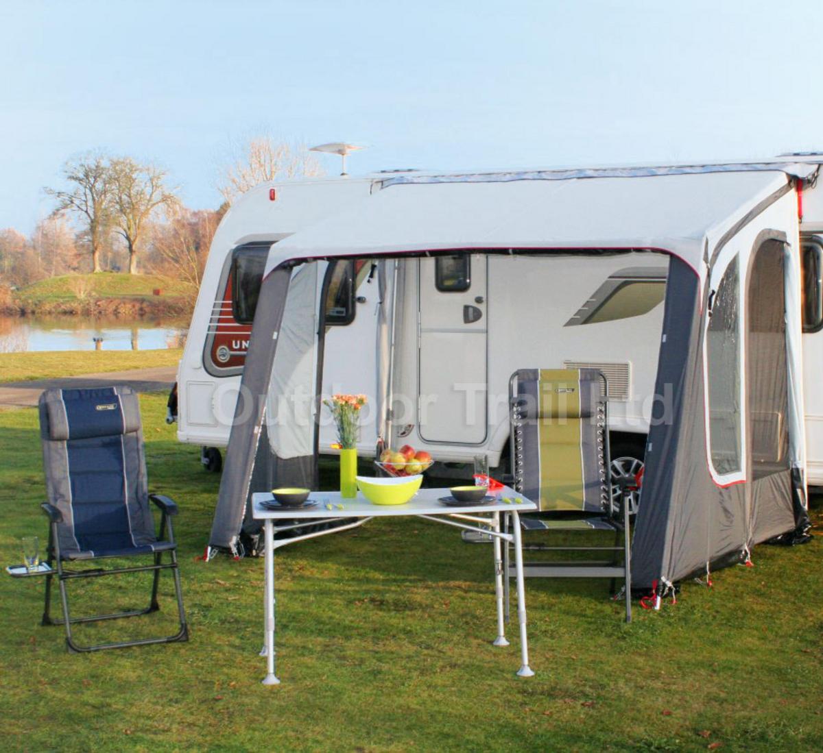 Quest Westfield Elite Rollout 300 Caravan Porch Awning