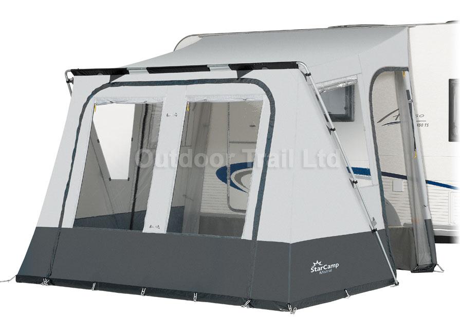 Dorema Starcamp Mistral 300 Lightweight Caravan Porch ...