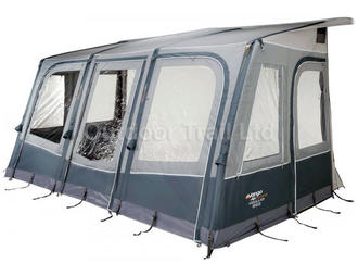 Vango Varkala 420 Caravan Air Porch Awning (2015)
