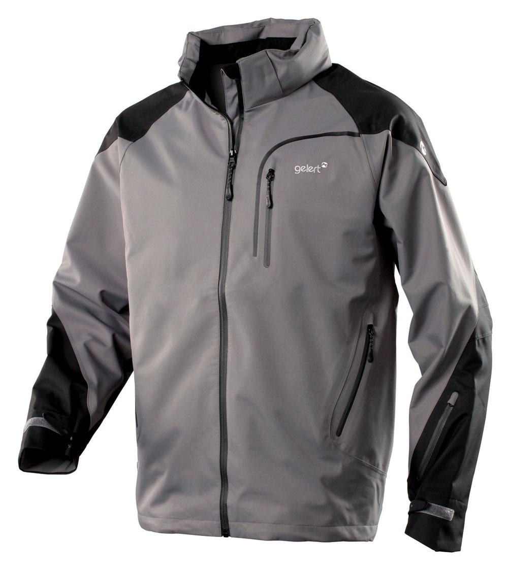 Gelert Ridge Hiking / Camping Mens Waterproof Jacket / Raincoat   eBay