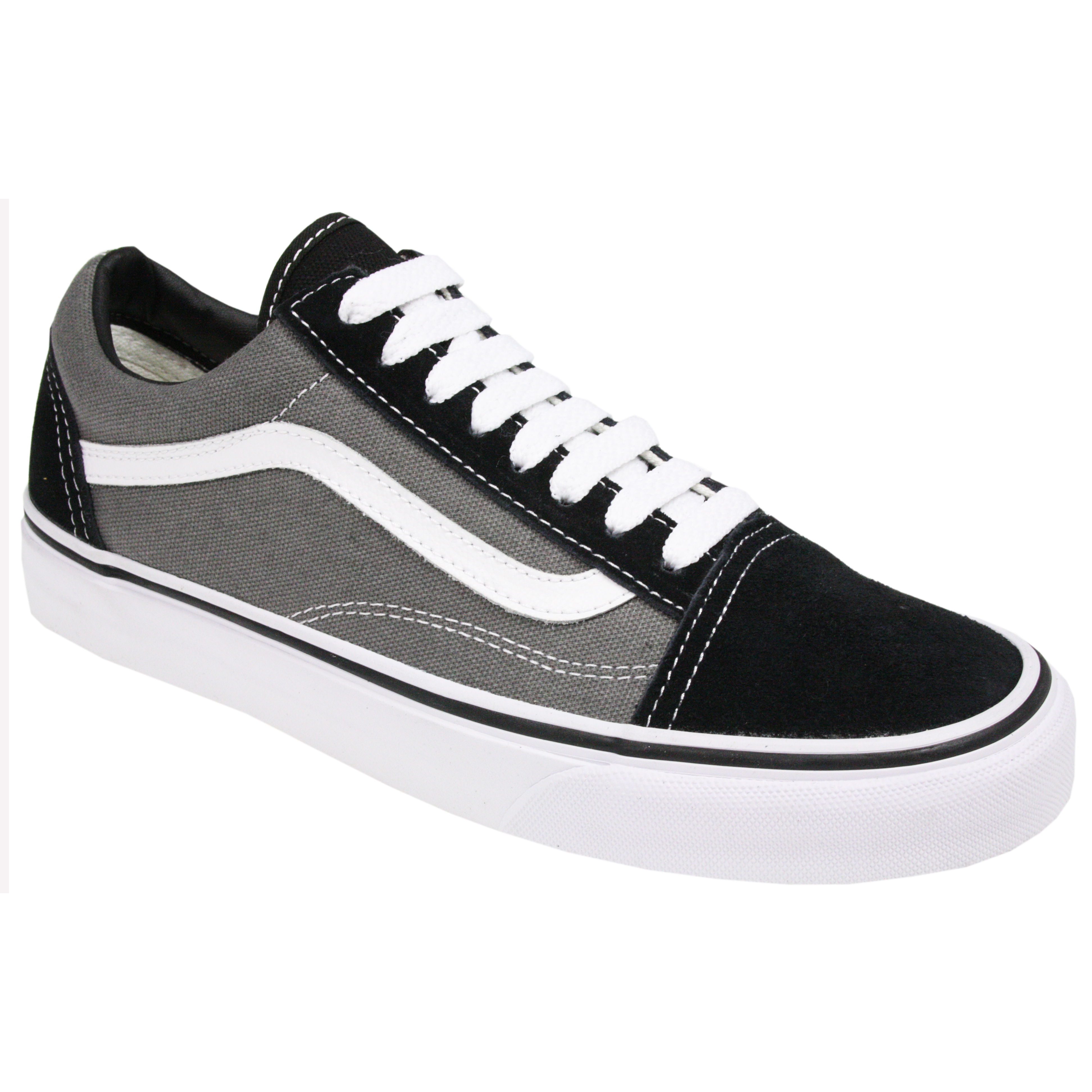 Vans-Old-Skool-Canvas-Unisex-Skate-Sneakers-Trainers-Shoes-Size