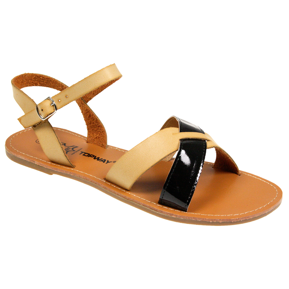 Popular Jesus Hawaii Women Sandals New Pali Hawaii Classic Original Jandals Brown Rubber | EBay
