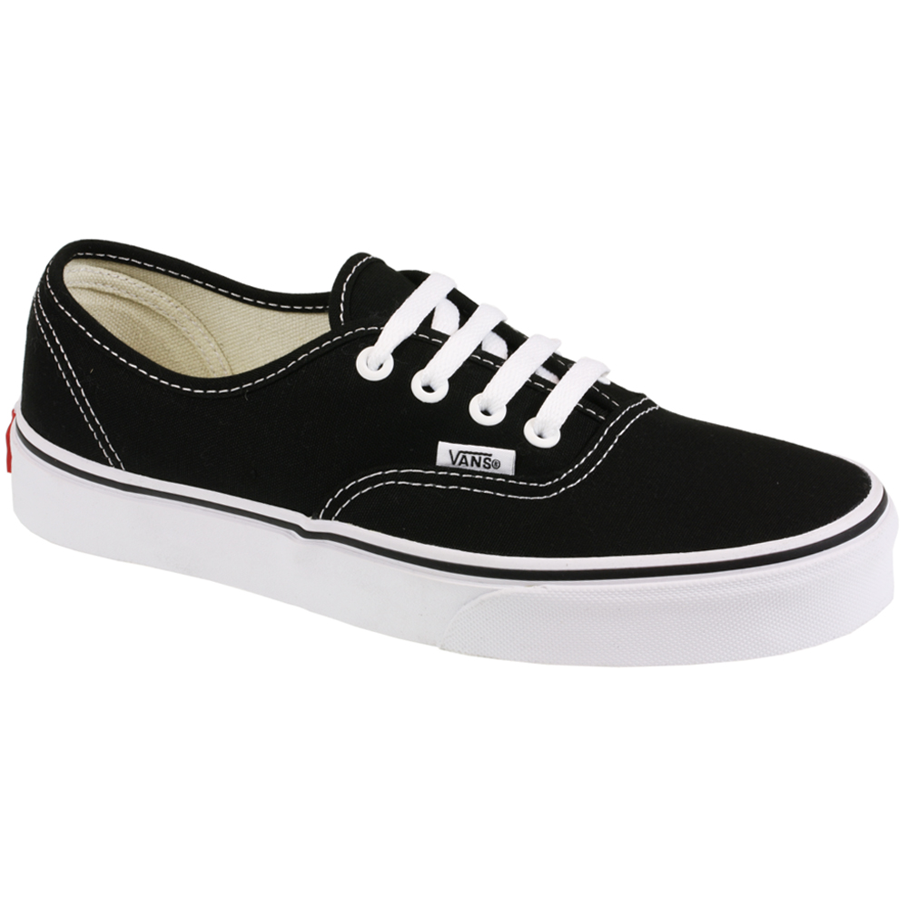 vans authentic canvas skate white black navy purple