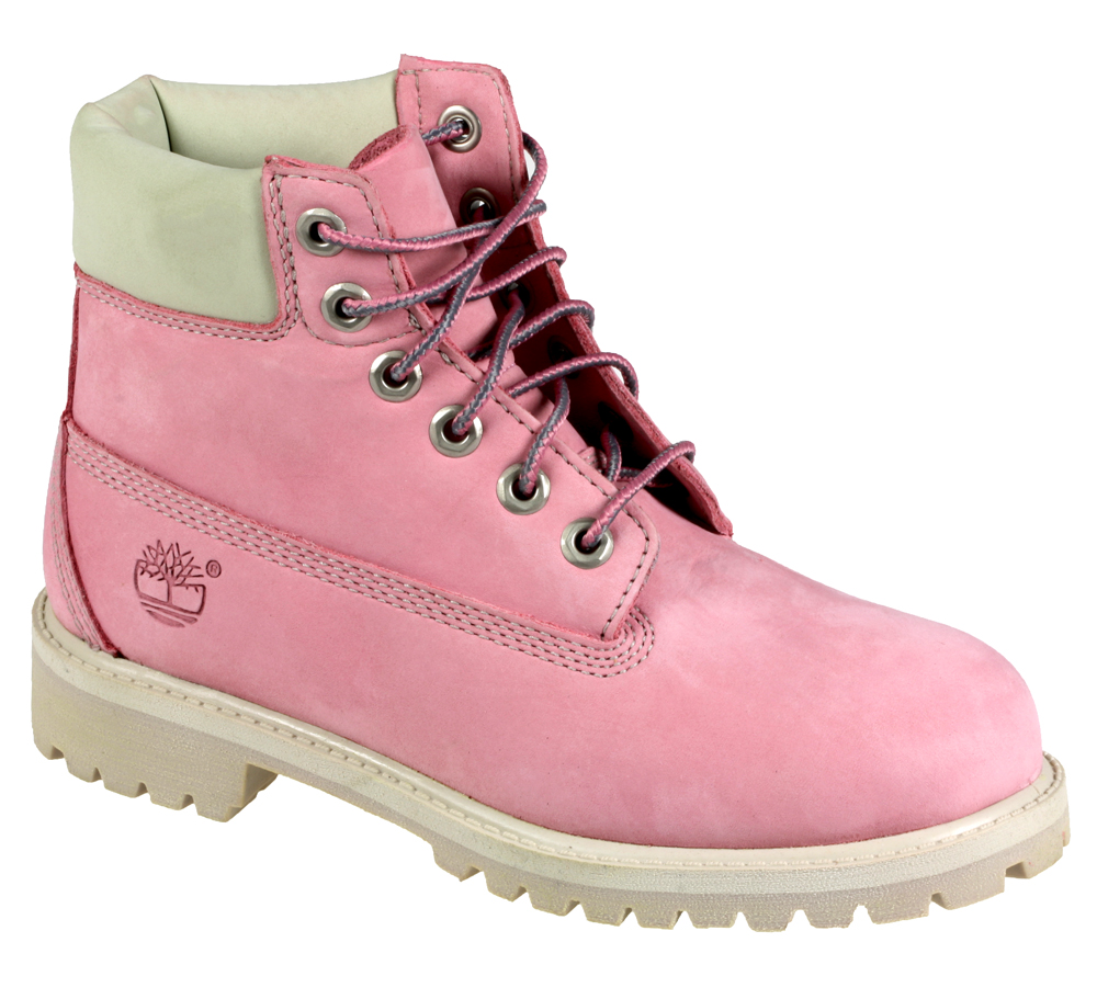 Pink Timberland Boots Car Interior Design