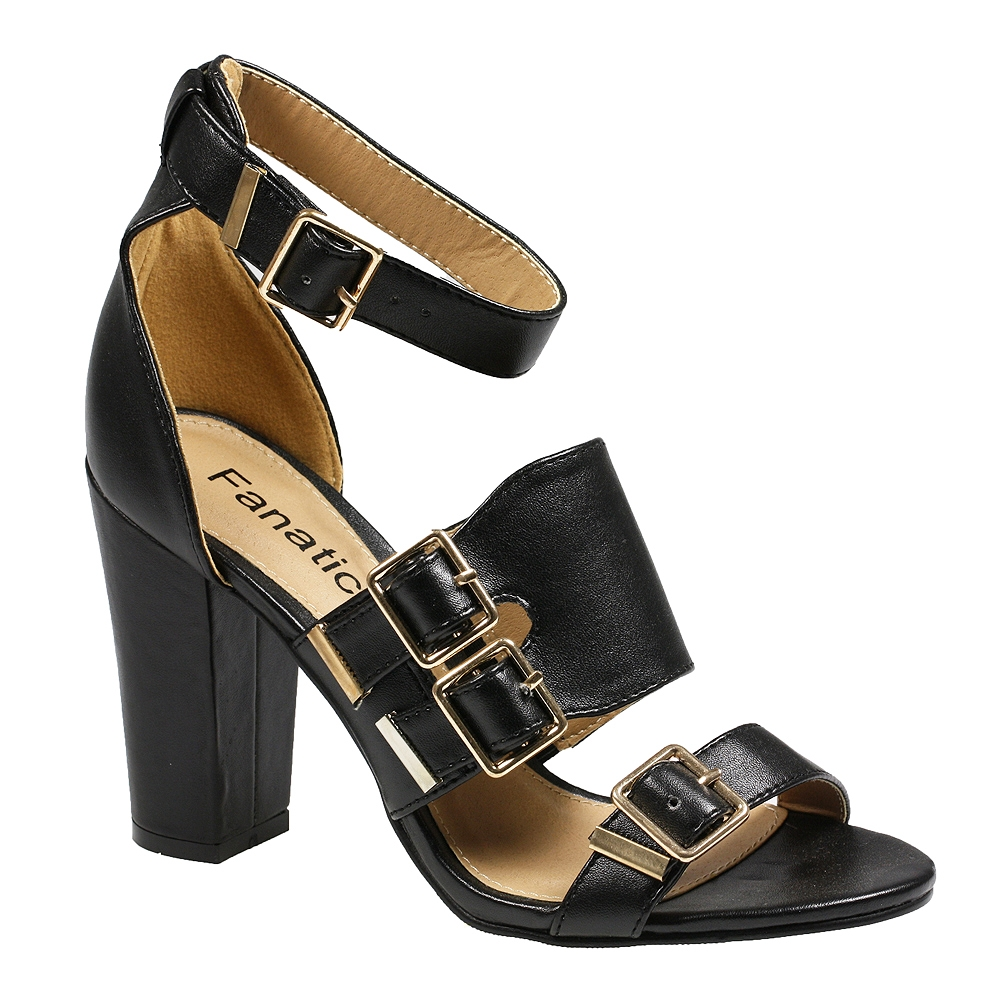 WOMENS-LADIES-FASHION-MID-BLOCK-HEEL-BUCKLE-PEEP-TOE-STRAPPY-SANDALS-SHOES-SIZE